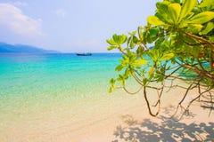 Meer in Thailand Stockfoto