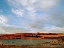 Meer Tifliss Atacama lizenzfreies stockfoto