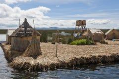 Meer Titicaca Stock Foto's