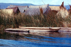 Meer Titicaca Royalty-vrije Stock Foto