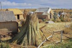 Meer Titicaca F royalty-vrije stock fotografie