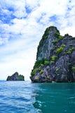 Meer in Trang Lizenzfreie Stockfotos