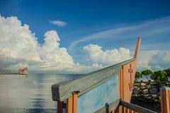 Meer und Himmel stockbilder