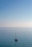 Meer und Himmel Lizenzfreie Stockfotos