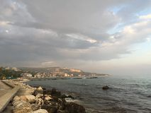 Meer und Küstenlinie Stockbilder