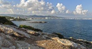 Meer und Riffe Lizenzfreies Stockbild