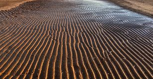 Meer und Sand Stockfotos