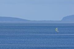 Meer und Segeln Lizenzfreie Stockbilder