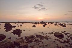 Meer und Strand Lizenzfreie Stockfotos