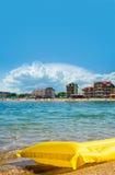 Meer und Strand Lizenzfreie Stockbilder