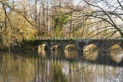 Meer van Liefde, Minnewaterpark Brugge Royalty-vrije Stock Afbeeldingen