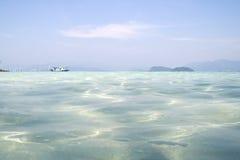 Meer von Thailand Stockfotografie