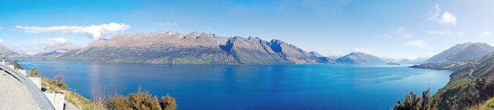 Meer Wakatipu Stock Foto's