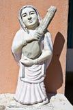 Meera雕塑  免版税库存图片