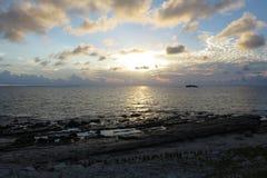 Meerblick Madagaskar Lizenzfreie Stockfotografie