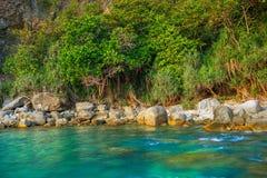 Meerblick von Phuket, Thailand lizenzfreies stockfoto