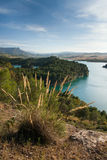 Meerdistrict in Andalusia Spanje Royalty-vrije Stock Afbeelding