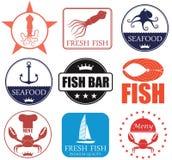 Meeresfrüchte Lizenzfreie Stockbilder