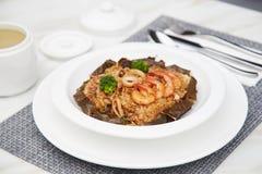 Meeresfrüchte Fried Rice 1 Stockfotografie