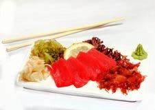 Meeresfrüchte - von den Thunfischen lizenzfreies stockfoto