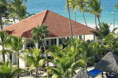 Meeresfrüchterestaurant Lizenzfreies Stockbild