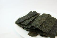 Meerespflanze-Imbiß Stockfoto