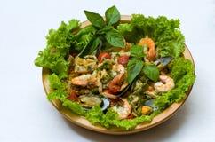 Meerestier-Salat Stockfotos
