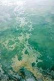 Meeresverschmutzung stockfotos