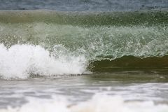 Meereswellen in Australien Lizenzfreies Stockfoto