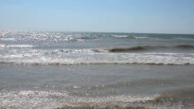 Meereswellen Video stock footage