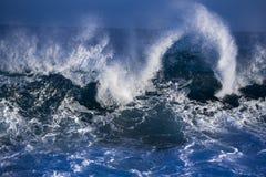 Meereswoge stockfotos