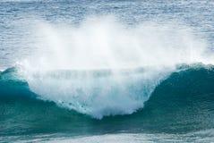 Meereswoge lizenzfreie stockfotos