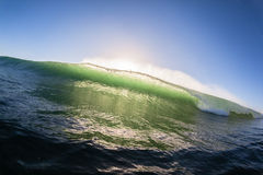 Meereswoge-Farbenergie Stockfoto