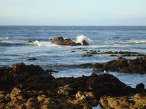 Meereswogen im Pazifischen Ozean Stockbilder