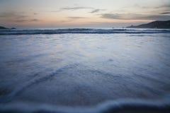 Meereswogerollen Stockbilder