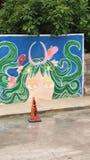 Meerjungfrau-Mädchen Lizenzfreie Stockfotos