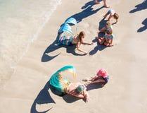 Meerjungfrauen leben Stockfotografie