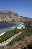 Meerkournas in Kreta Stock Afbeelding