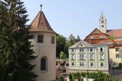 Meersburg år 2013 Arkivfoto