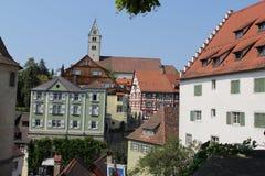 Meersburg år 2013 Arkivbild