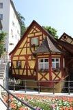 Meersburg, año 2013 Fotos de archivo libres de regalías