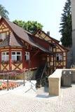 Meersburg, año 2013 Foto de archivo libre de regalías