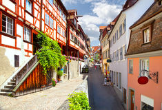 Meersburg Royalty Free Stock Photo