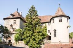 Meersburg Castle Stock Photo
