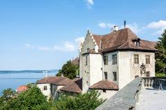 Meersburg Castle Stock Image