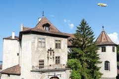 Meersburg Castle Royalty Free Stock Photography