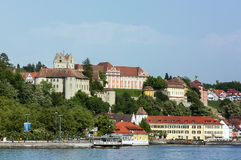 Meersburg, germany Royalty Free Stock Image