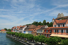Meersburg Royalty Free Stock Photography