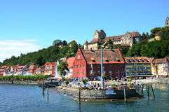 Meersburg Royalty Free Stock Photos