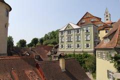 Meersburg, jaar 2013 Stock Afbeelding